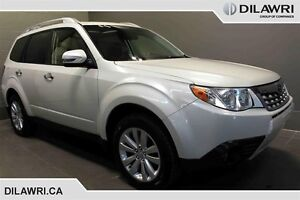 2012 Subaru Forester 2.5X Touring at