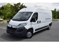 2015 15 CITROEN RELAY 2.2 35 L3H2 ENTERPRISE HDI 1D 129 BHP DIESEL