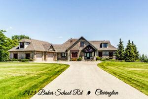 7423 Baker School Rd ESTATE For Sale 49 Acres