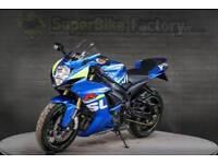 2015 15 SUZUKI GSXR750 MOTO GP 750CC 0% DEPOSIT FINANCE AVAILABLE