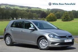 2017 Volkswagen Golf S 1.0 TSI 85PS 5-speed Manual 5 Door Petrol silver Manual