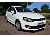 Volkswagen Polo 1.2 2012 LOW MILEAGE! FULL SERVICE HISTORY!