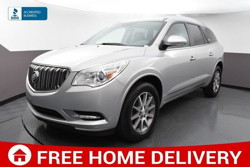 Image 1 Voiture American used Buick Enclave 2017