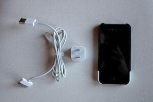 iPhone 4S 32GB noir déverrouillé