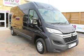 2015 CITROEN RELAY 35 HDI 130 L3 H2 ENTERPRISE LWB MEDIUM ROOF VAN LWB DIESEL