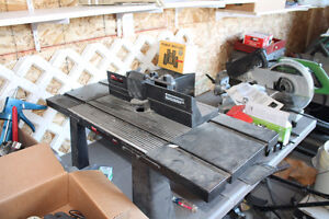 Craftsman router table 970771 model