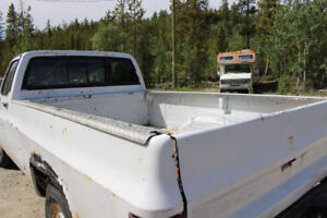 Wood Truck for Sale