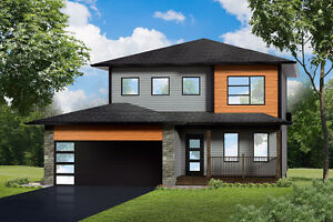 Gorgeous, Modern 2-Storey in Golf Course Community