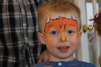 Face Painting! 2.5hrs/2facepainters/UP TO 45 faces Party Works