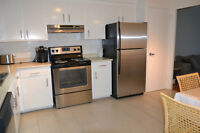 Lakeshore apartment 4 1/2 -Transfer rent- renovated-All included