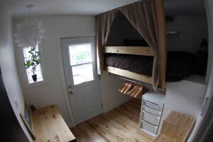 Chambre en colocation Villeray St Michel Parc Extension