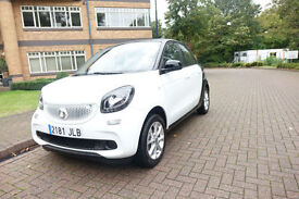 2016 Smart for four 1.0 Left hand drive lhd Spanish Registered