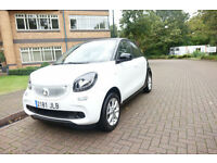 2016 Smart forfour 1.0 ( 70bhp ) Left hand drive lhd Spanish Registered