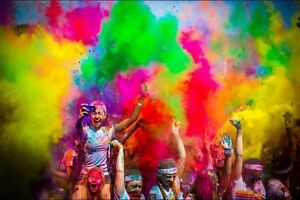 Kingston Colour Run Saturday July 30