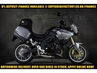 2010 10 TRIUMPH TIGER 1050 ABS 1050CC 0% DEPOSIT FINANCE AVAILABLE