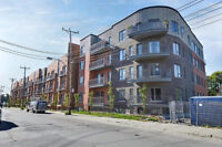 Condo neuf SANS TPS/TVQ !! Marché Atwater, Canal Lachine