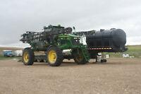 2012 John Deere 4830 High Clearance Sprayer