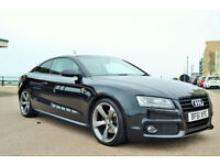 Audi A5 2.0TD 2011 Black Edition, FULL S/HISTORY, 2 OWNER, NEW C/BELT & W/PUMP