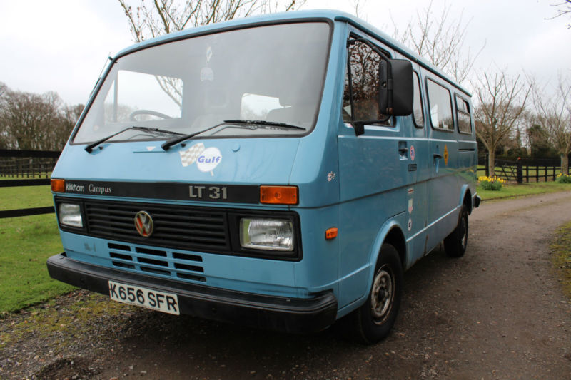Volkswagen LT 31 LWB FULL CAMPER VAN CONVERSION TRAVEL RETRO VW