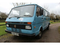 Volkswagen LT 31 LWB FULL CAMPER VAN CONVERSION , TRAVEL VAN RETRO VW CAMPER!!!