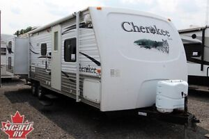 2008 FOREST RIVER CHEROKEE 28A+