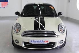 2013 MINI COOPER 1.6 Coupe 3dr [Chili Pack]