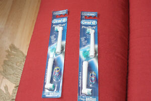 Braun Replacement Toothbrush heads