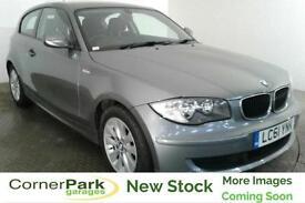 2011 BMW 1 SERIES 116D ES HATCHBACK DIESEL