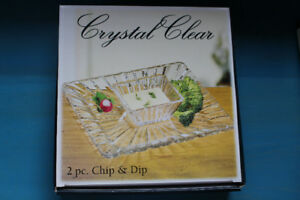 Chip and Dip Set or Candle Display