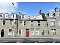 1 Bedroom Flat - Gt Western Road AB10-Attractive And Bright West End Location With Offstreet Parking