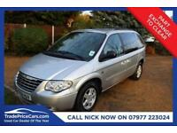 2008 08 CHRYSLER VOYAGER 2.8 CRD EXECUTIVE 5D AUTO 151 BHP DIESEL