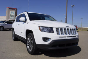 2014 Jeep Compass Limited- Bluetooth Heated Leather Seats $18487