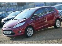 2009 Ford Fiesta 1.6 TITANIUM TDCI 5D 89 BHP + FREE NATIONWIDE DELIVERY + FREE 3