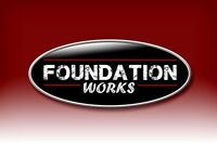 Foundation repair Ottawa area.   Foundation Works 613-728-4141