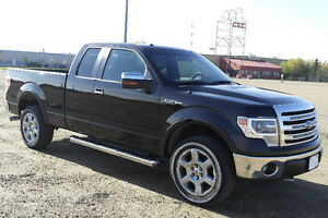 2013 Ford F-150 Lariat FX4 SuperCab 6.5-ft. Bed 4WD