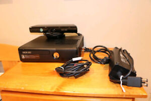 Xbox 360 Consoles, Kinect and games