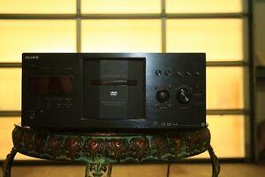 Sony 400 Disc MULTIPLE DVD/ CD Player