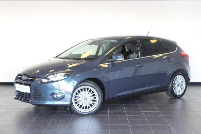 2013 FORD FOCUS ZETEC HATCHBACK PETROL