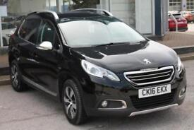 2016 PEUGEOT 2008 1.6 BlueHDi 100 Allure 5dr [Non Start Stop]
