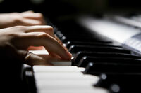 Piano lessons for two kids (University music students welcome)