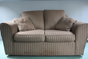 Couch and Love Seat SUSSEX