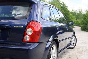 2002 Mazda Protege 5 Hatchback