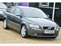 2011 Volvo S40 1.6 DRIVE SE EDITION S/S 4d 113 BHP + FREE DELIVERY + FREE 3 MONT