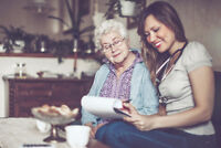 Senior Care at Home and in Facilities