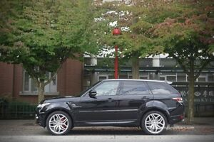2014 Land Rover Range Rover Sport Autobiography Supercharged