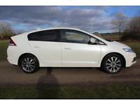 2013 63 HONDA INSIGHT 1.3 IMA HX 5D AUTO 100 BHP