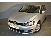 2013 VOLKSWAGEN GOLF S TSI BLUEMOTION TECHNOLOGY DSG HATCHBACK PETROL