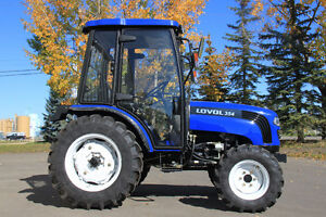 On Sale, New 35HP  Utility Tractor