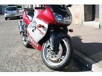 Yamaha Thunderace YZF 1000