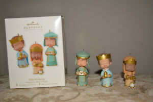 Hallmark Gifts We Bring Mary's Angels Ornament Year 2010
